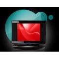 Onida 21 Ultraslim Thunder 1200 TV