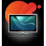 22 Anti-Reflective LED TV