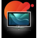 24 Anti-Reflective LED TV