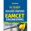 The Arihant book of 16 Years'' 2000-2015 Solved Papers EAMCET Engineering Andhra & Telangana