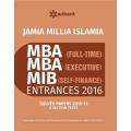 The Arihant book o fThe Perfect Study Resource for - Jamia Millia Islamia MBA Entrance