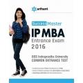 The ARihant book of Success Master IP MBA Entrance Exam 2016 - GGS Indraprastha University Common Entrance Test