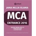 The Arihant book of The Perfect Study Resource for - Jamia Millia Islamia MCA Entrance 2016