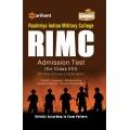 The Arihant book of Rashtriya Indian Military College (RIMC) Admission Test for Class VIII