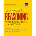 The Arihant book of A New Approach to REASONING Verbal & Non-Verbal