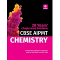 The Arihant book of Get an Insinght of - NEET Chemistry with 28 Years Chapterwise Solutions of CBSE AIPMT & NEET