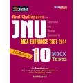 The Arihant book of JNU MCA Entrance Test 2014 - 10 Mock Tests