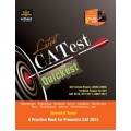 The Arihant book of Latest, CATest & Quickest A Practice Book for Prometric CAT 2011
