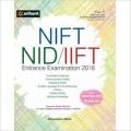 The Arihant book of Nift, Nid, Iift Entrance Examination 2016
