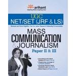 The Arihant book of UGC NET/SET (JRF & LS) MASS COMMUNICATION & JOURNALISM Paper II & III