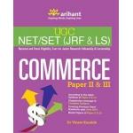 The Arihant book of UGC NET/SET (JRF & LS) COMMERCE Paper II & III