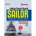 The Arihant book of Indian Coast Guard Sailor Recruitment Exam