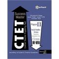 The Arihant book of Central Teacher Eligibility Test CTET Success Master Paper-2 Social Studies / Social Science Teacher Selection for Class Vi-Viii