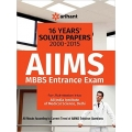 The Arihant book of 16 Years' (2000-2015) Solved Papers : AIIMS MBBS Entrance Exam