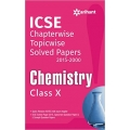 The Arihant book of ICSE Chapterwise Solved Papers 2015-2000 Chemistry Class 10th
