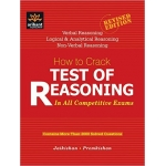 The Arihant book of How to Crack Test of Reasoning: In All Competitive Exam