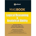 The Arihant book of Magbook Series-Logical reasoning & Analytical Ability