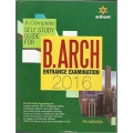 The Arihant book of A Complete Self Study Guide for B.Arch 2016