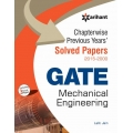 The Arihant book of Chapterwise Previous Years'' Solved Papers (2015-2000) GATE Mechanical Engineering
