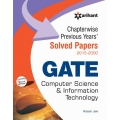 The Arihant book of Chapterwise Previous Years'' Solved Papers (2015-2000) GATE Computer Science and Information Technology