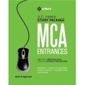 The Arihant book of A Complete Study Pacakage for MCA Entrance of All Indian Universities
