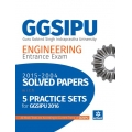 The Arihant book of Solved Papers and Practice Sets GGSIPU Engineering Entrance Exam
