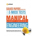 The Arihant book of Solved Papers (2008-2015) & 5 Mock Tests for Manipal UGET(MAHE) Engineering Entrance Test