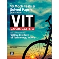 The Arihant book of VIT (VELLORE) EDGE SOLVED PAPERS & 10 MOCK TESTS (2007-2015)