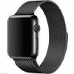 Apple Watch  42mm Space Gray Aluminum Case with Space Black Milanese Loop