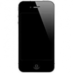 Apple iPhone 4S (Black, 8GB)