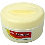 Cello Crunch Plastic Lunch Box, 611ml, Ivory