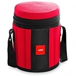 Cello Kingstone 3 Container Lunch Packs, Red