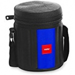 Cello Kingstone 4 Container Lunch Packs, Black