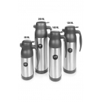 Cello Armour Stainless Steel Flask (1200 ml) Black