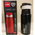 Cello Turbo 550ML Water Bottle
