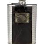EAGLE PRODUCTS - Anni Creations Eagle Genuine Leather Hip Flask