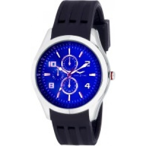 EAGLE PRODUCTS - Eagle Time ET-GR503-BLU-BLK Decker Analog Watch - For Men