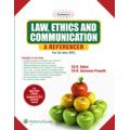 Shree gurukripa book of Law,Ethics and Communication