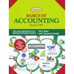 Shree gurukripa book of Padhuka's Basics of Accounting - For CA CPT