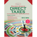 Shree gurukripa book of  Padhuka's Practical Guide for Direct Taxes