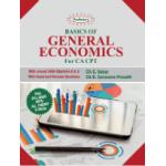 Shree gurukripa book of Padhuka's Basics of General Economics - For CA CPT
