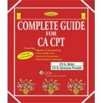 Shree gurukripa book of Complete Guide for CA CPT