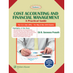 The gurukripa book of Cost Accounting And Financial Management- A Practical Guide (IPCC
