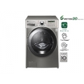 LG 17/9KG STAINLESS STEEL FINISH, MOTION WA6 SHER DRYER