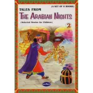 Tales From Arabian Nights (A Series of 8 Books)
