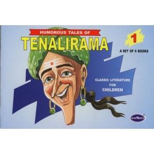 Tenalirama (A Series of 6 Books)