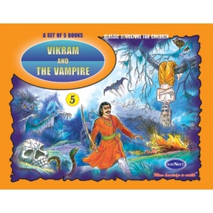 VIKRAM AND THE VAMPIRE (A Series of 5 Books)