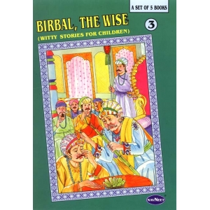 BIRBAL, THE WISE(A SERIES OF 5 BOOKS)