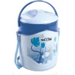 NAYASA PRODUCTS - Nayasa Zeal Blue 4 Containers Lunch Box