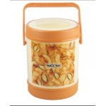 NAYASA PRODUCTS - Nayasa Time Orange 5 Containers Lunch Box(4750 ml)